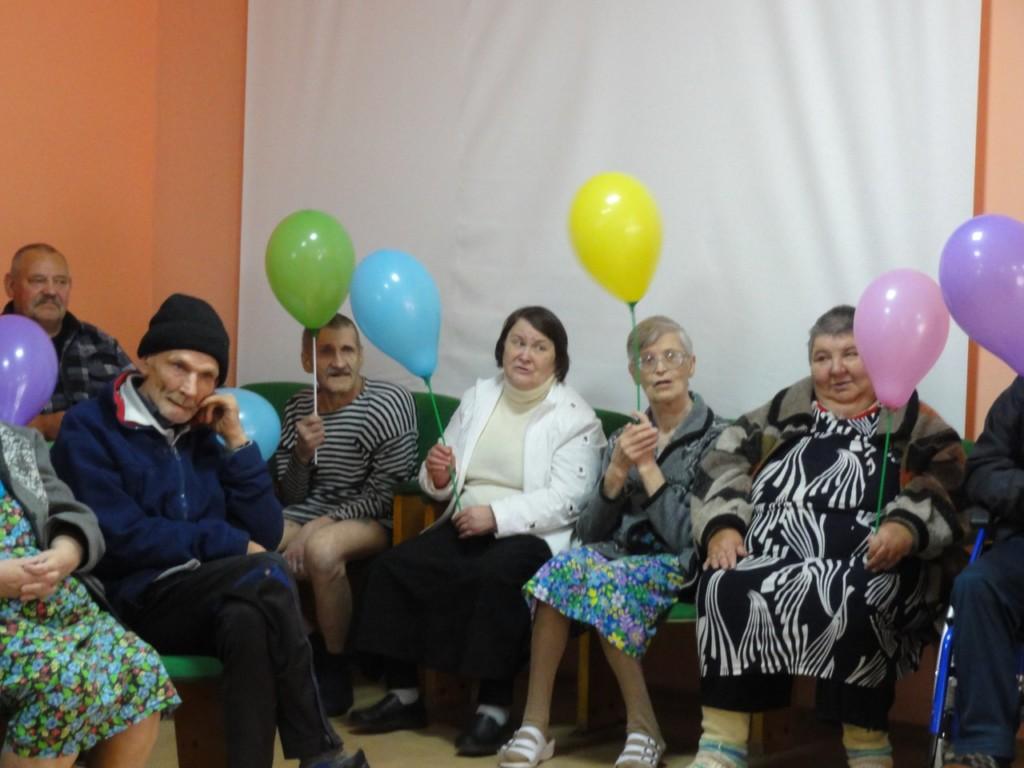 Пожар в частном доме для престарелых в красноярске